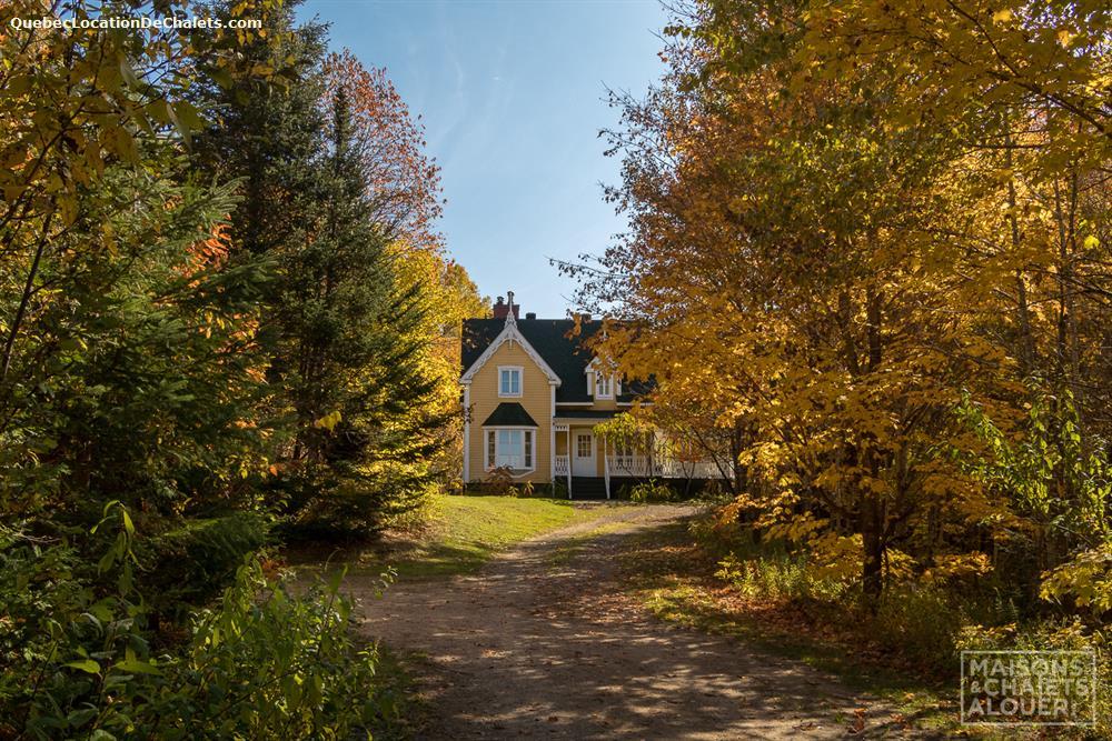 cottage rental Lanaudière, Saint-Côme (pic-7)