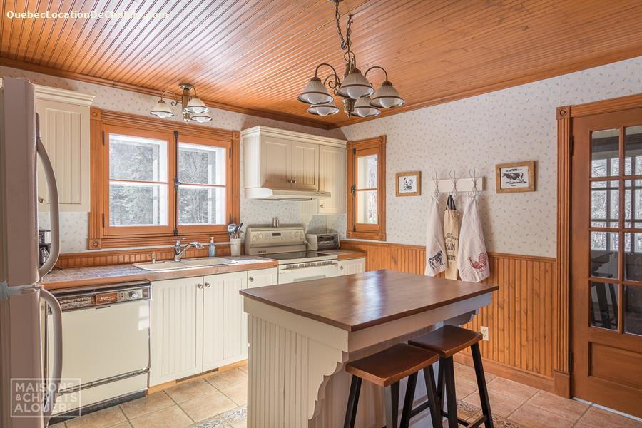 cottage rental Lanaudière, Saint-Côme (pic-8)