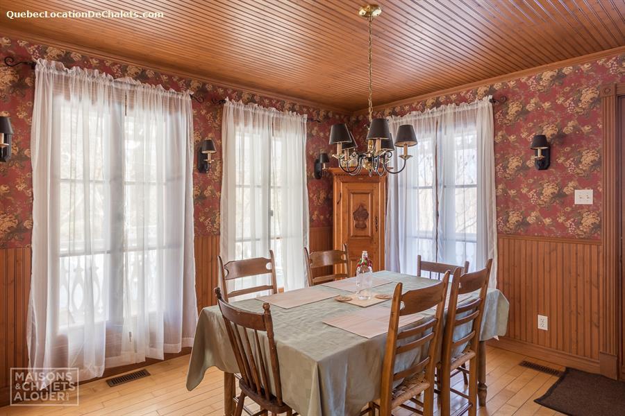 cottage rental Lanaudière, Saint-Côme (pic-10)