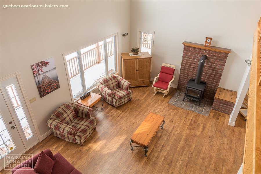 cottage rental Estrie/Cantons-de-l'est, Lambton (pic-5)