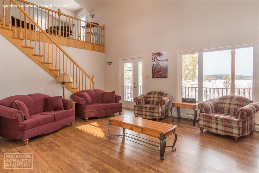 cottage rental Estrie/Cantons-de-l'est, Lambton (pic-6)
