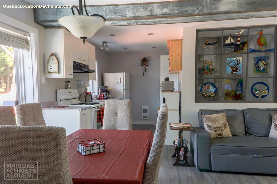 cottage rental Lanaudière, Saint-Calixte (pic-11)