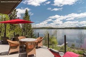 waterfront cottage rentals Piopolis, Estrie/Cantons-de-l'est