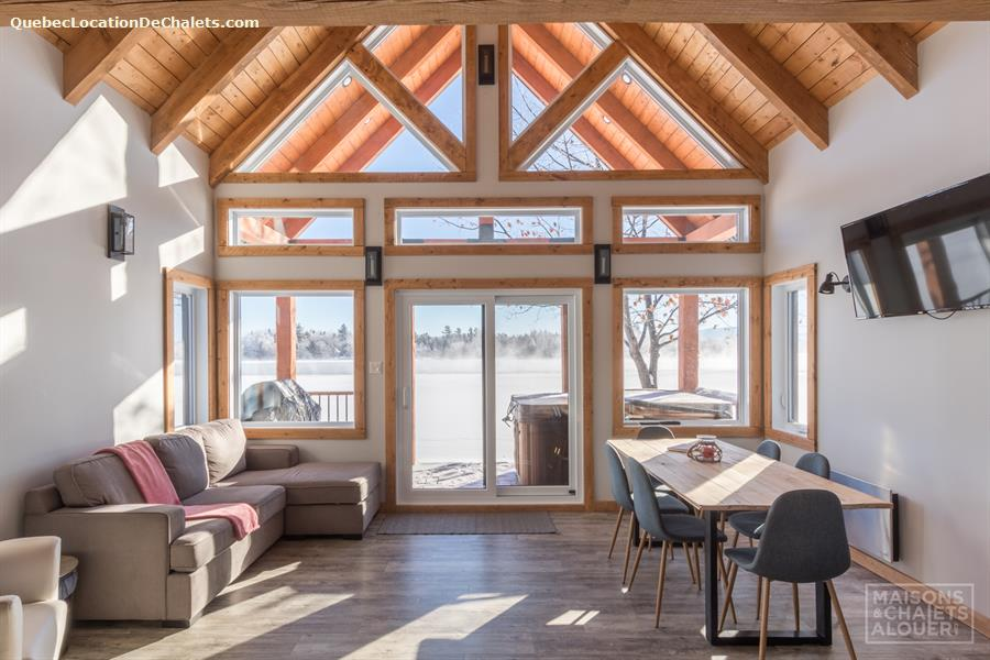cottage rental Chaudière Appalaches, Beaulac-Garthby (pic-9)