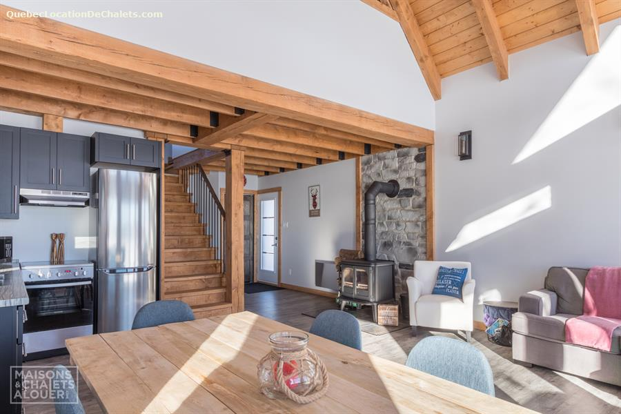 cottage rental Chaudière Appalaches, Beaulac-Garthby (pic-10)