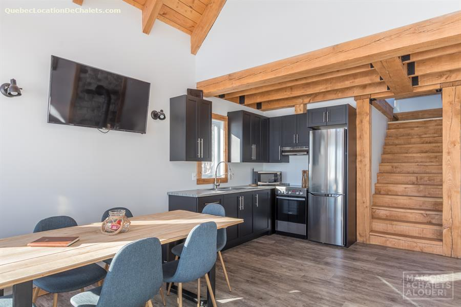 cottage rental Chaudière Appalaches, Beaulac-Garthby (pic-13)