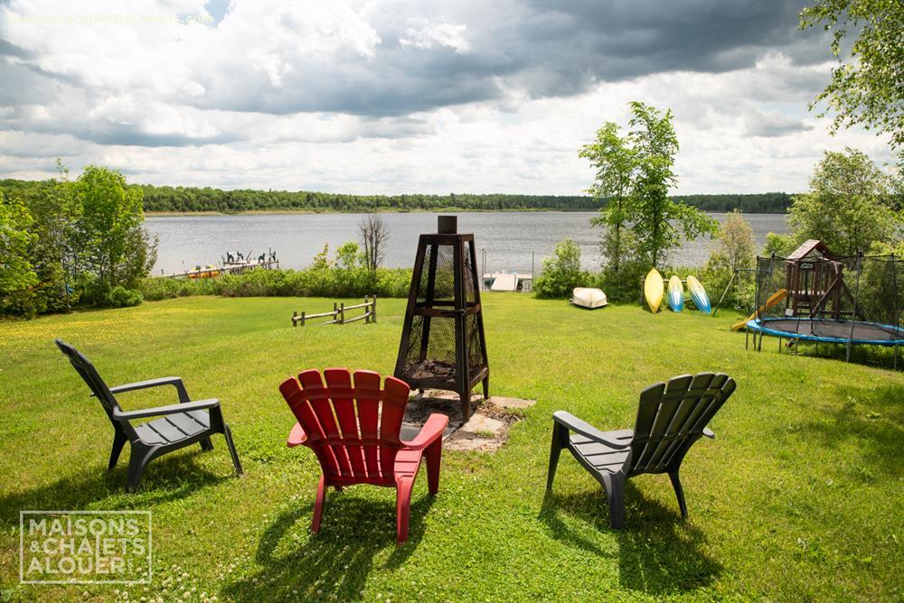 cottage rental Estrie/Cantons-de-l'est, Saint-Georges de Windsor (pic-2)
