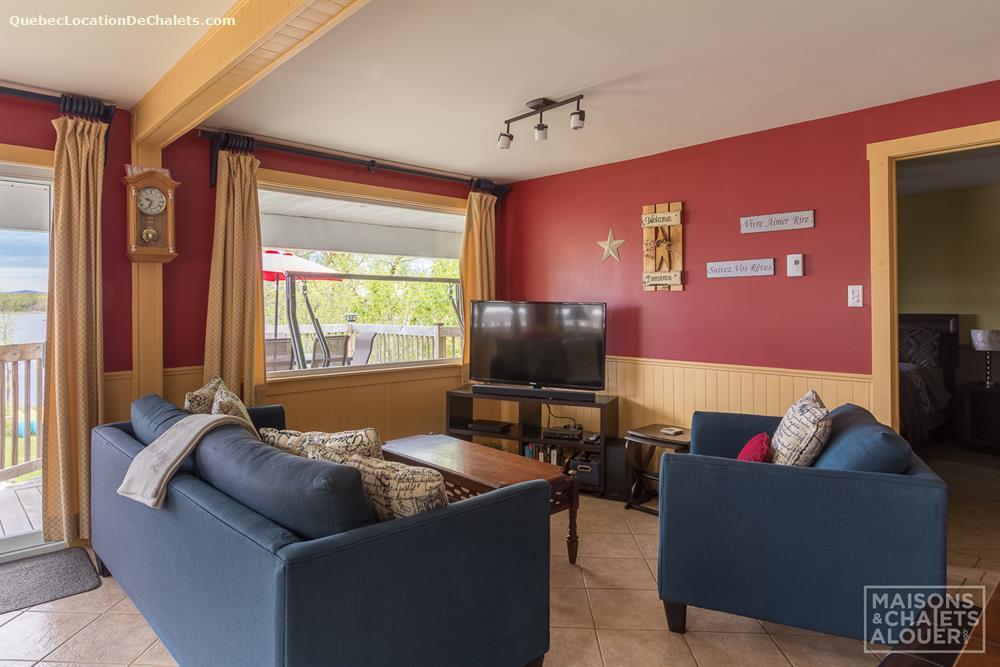 cottage rental Estrie/Cantons-de-l'est, Saint-Georges de Windsor (pic-10)