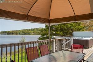 waterfront cottage rentals Richmond Cleveland, Estrie/Cantons-de-l'est