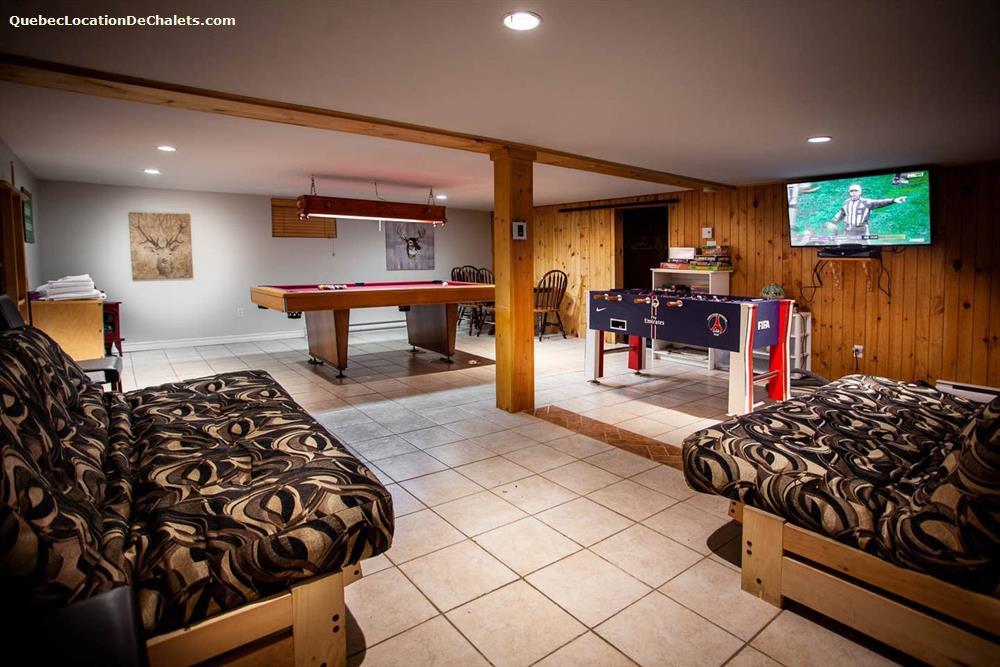 cottage rental Lanaudière, Saint-Donat (pic-12)