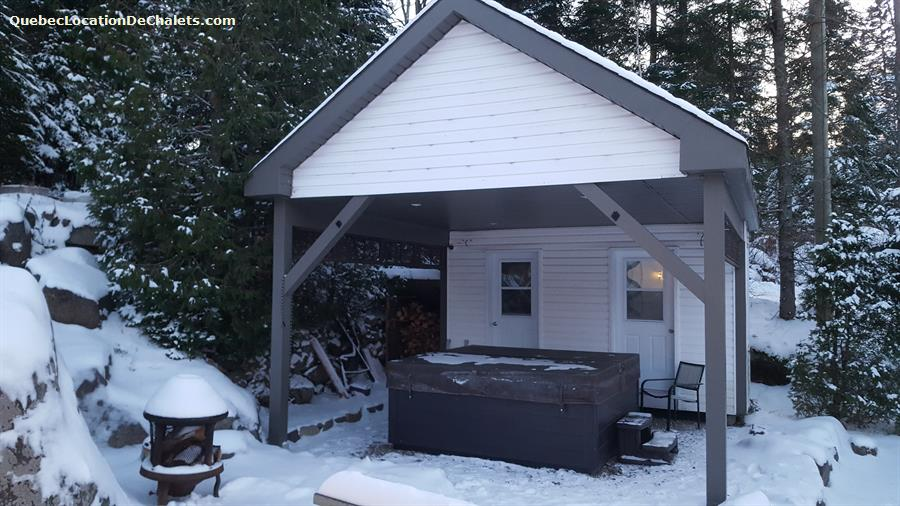 cottage rental Laurentides, Saint-Adolphe d'Howard (pic-15)