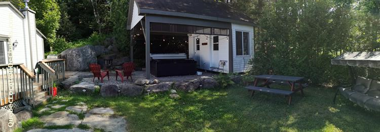 cottage rental Laurentides, Saint-Adolphe d'Howard (pic-2)