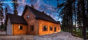 chalets à louer Saint-Ludger-de-Milot, Saguenay-Lac-St-Jean