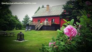 chalets avec spa Sainte-Croix, Chaudière Appalaches