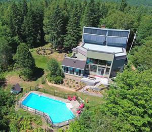 Cottage rental | Manoir Marceau with SPA/inground pool