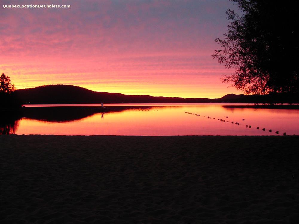 chalet à louer Outaouais, Lac des Plages (pic-9)