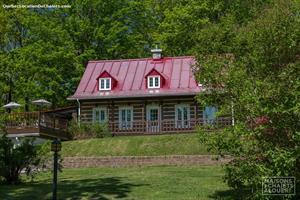 waterfront cottage rentals La Durantaye, Chaudière Appalaches