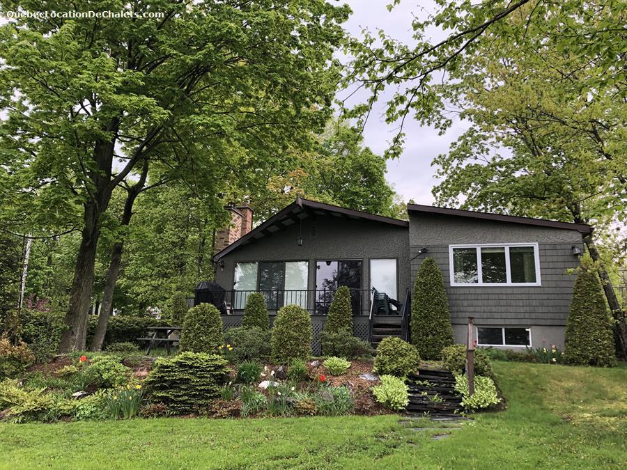 cottage rental Estrie/Cantons-de-l'est, Sherbrooke-Deauville (pic-1)