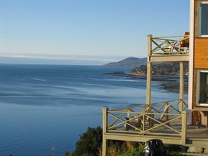 chalets à louer bord de l'eau La Malbaie- Cap-a-l'aigle, Charlevoix