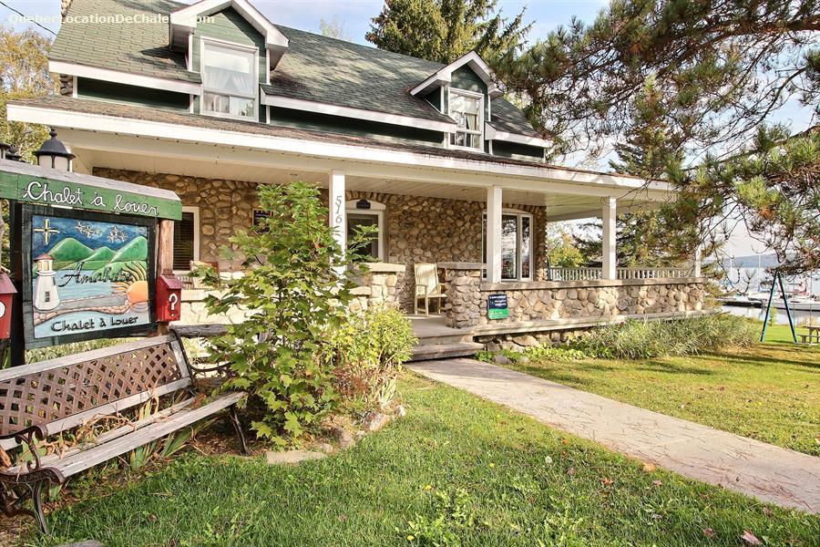 cottage rental Estrie/Cantons-de-l'est, Lac-Mégantic (pic-1)