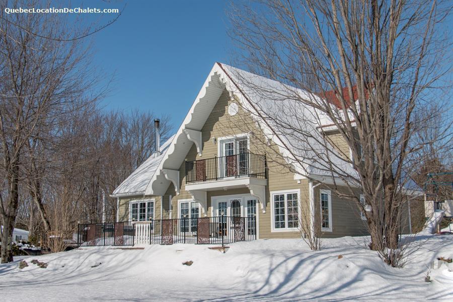 cottage rental Estrie/Cantons-de-l'est, Trois Lacs (pic-1)
