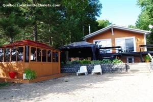 chalets avec spa Saint-Donat, Lanaudière