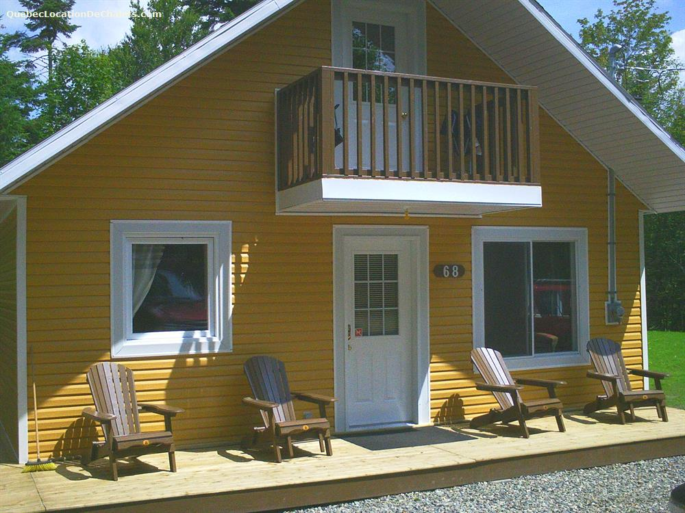 cottage rental Estrie/Cantons-de-l'est, Notre-Dame-des-Bois (pic-1)