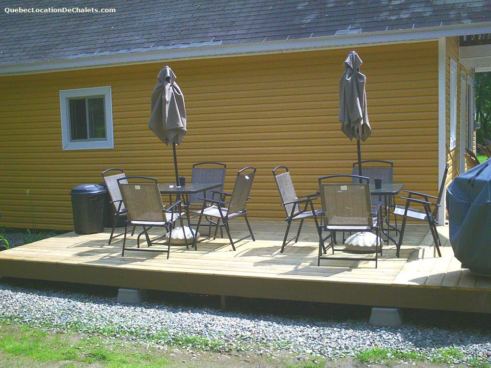cottage rental Estrie/Cantons-de-l'est, Notre-Dame-des-Bois (pic-3)