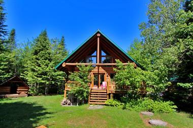 cottage rentals Sainte-Christine d'Auvergne, Québec