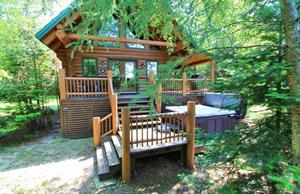 Cottage rental | Batiskan