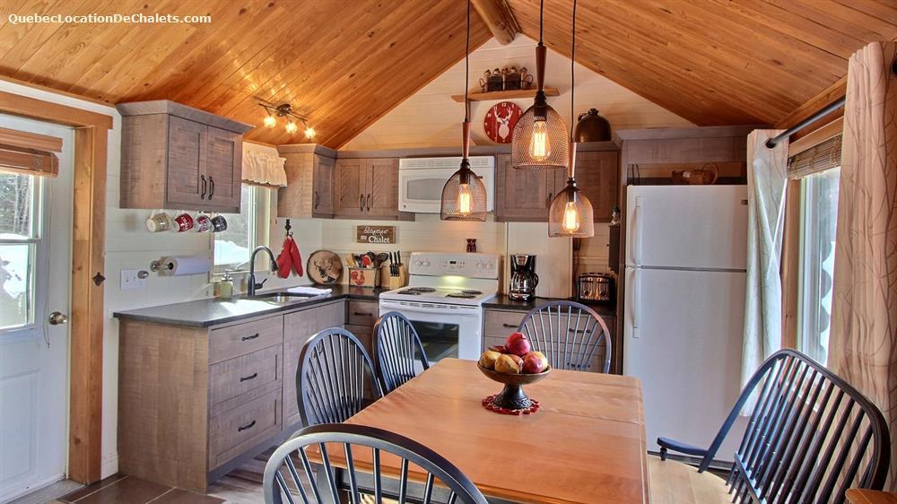 cottage rental Québec, Sainte-Christine d'Auvergne (pic-2)
