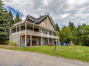 waterfront cottage rentals Les Éboulements , Charlevoix