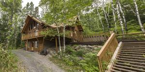 chalets avec spa Sainte-Monique, Saguenay-Lac-St-Jean