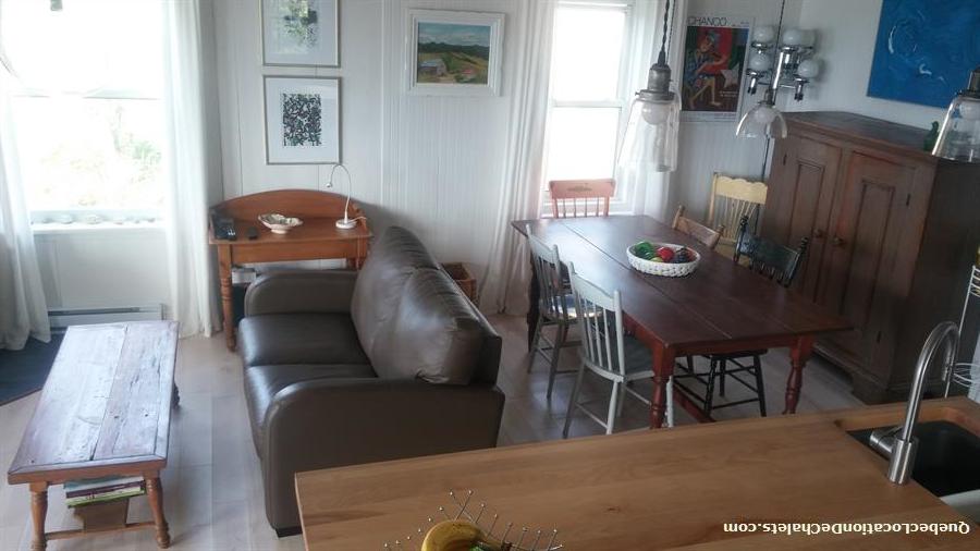 cottage rental Bas Saint-Laurent, Kamouraska (pic-2)