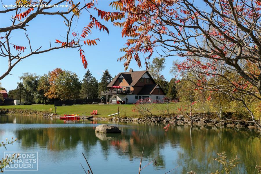 chalet à louer Montérégie, Roxton Pond (pic-1)