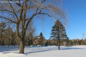 chalets avec spa Roxton Pond, Montérégie