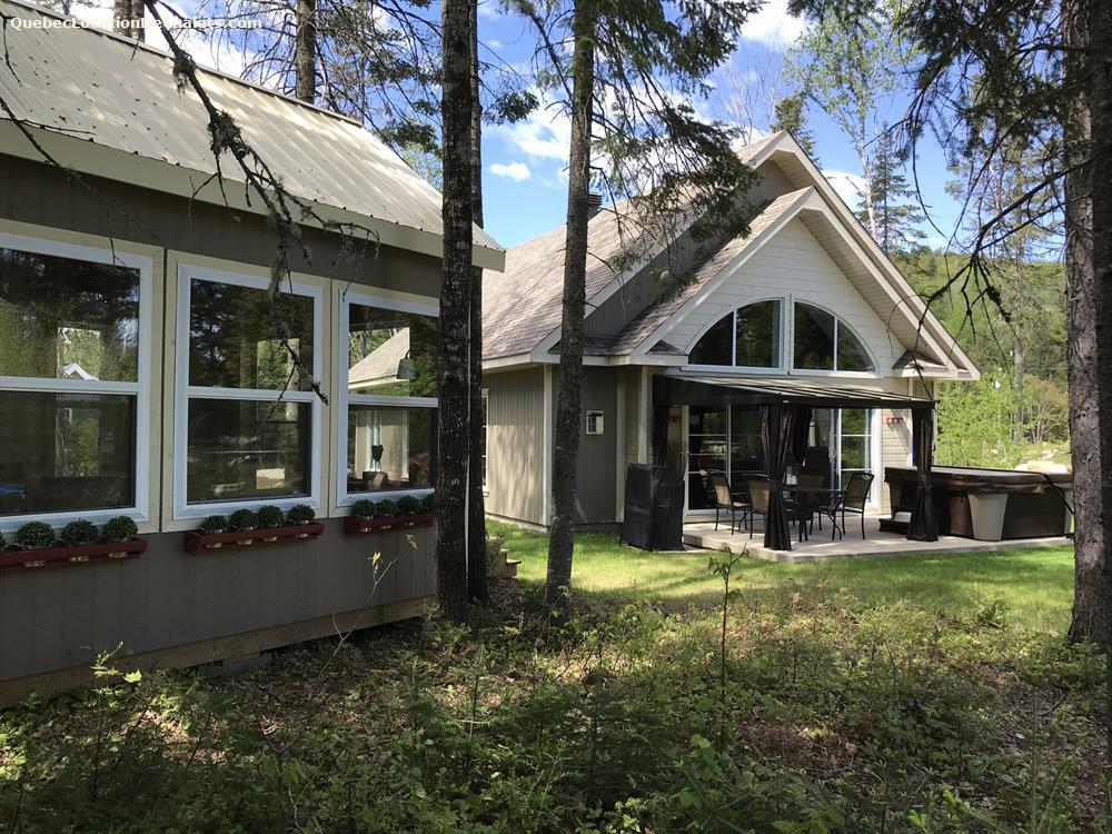 cottage rental Lanaudière, Saint-Côme (pic-6)