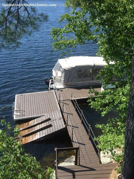 chalet à louer Outaouais, Lac Simon (pic-17)