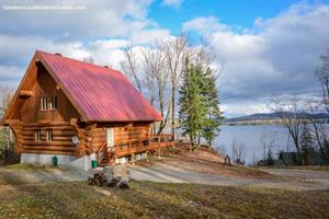 chalets avec spa Lac des Plages, Outaouais