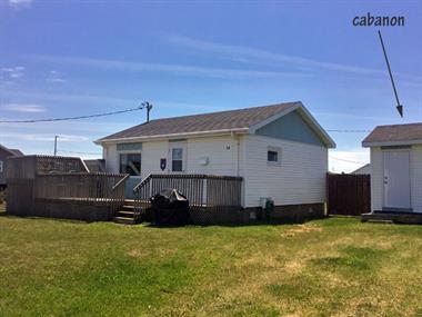 Cottage rental | Iles de la Madeleine - Cottage:7304