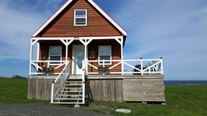 Cottage rental | The sea out of sight