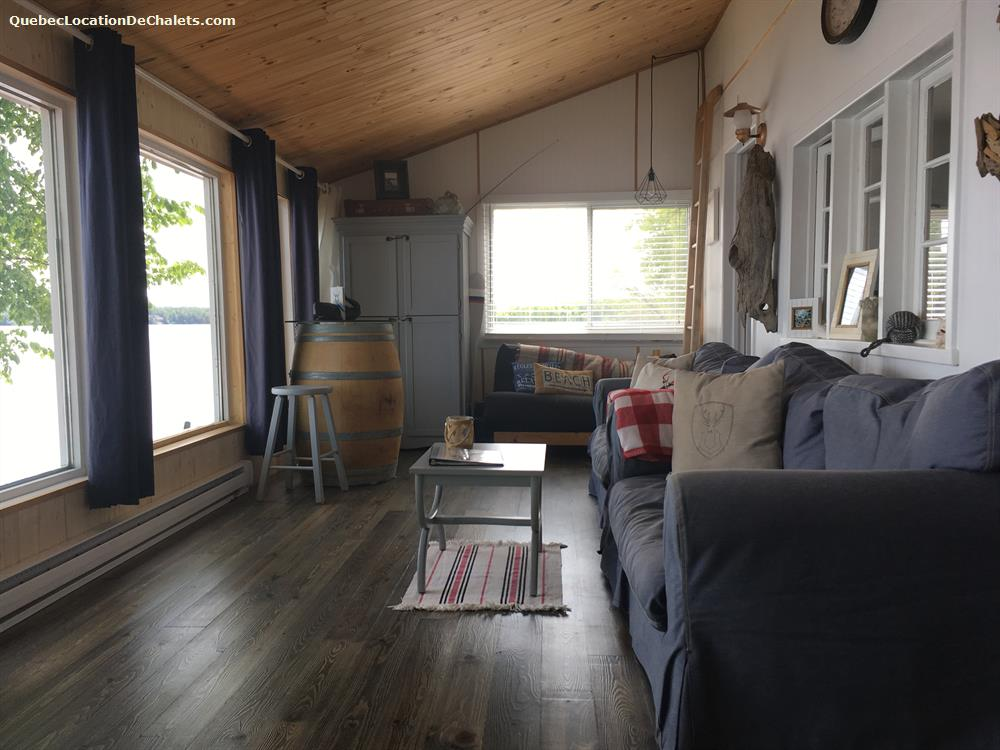 cottage rental Outaouais, Luskville (pic-13)