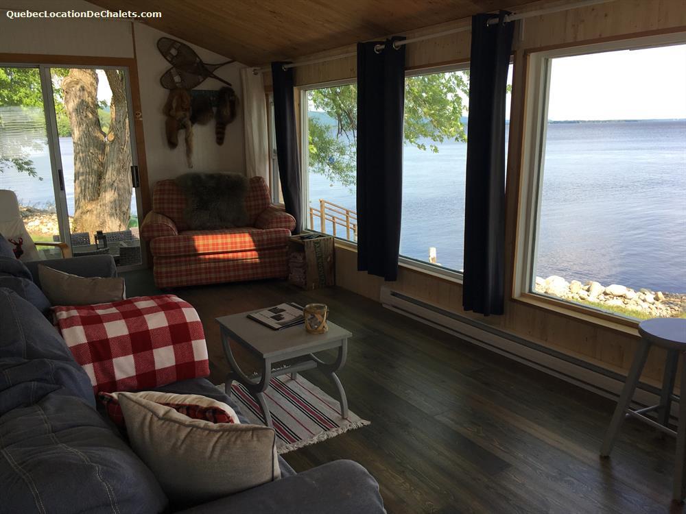 cottage rental Outaouais, Luskville (pic-14)