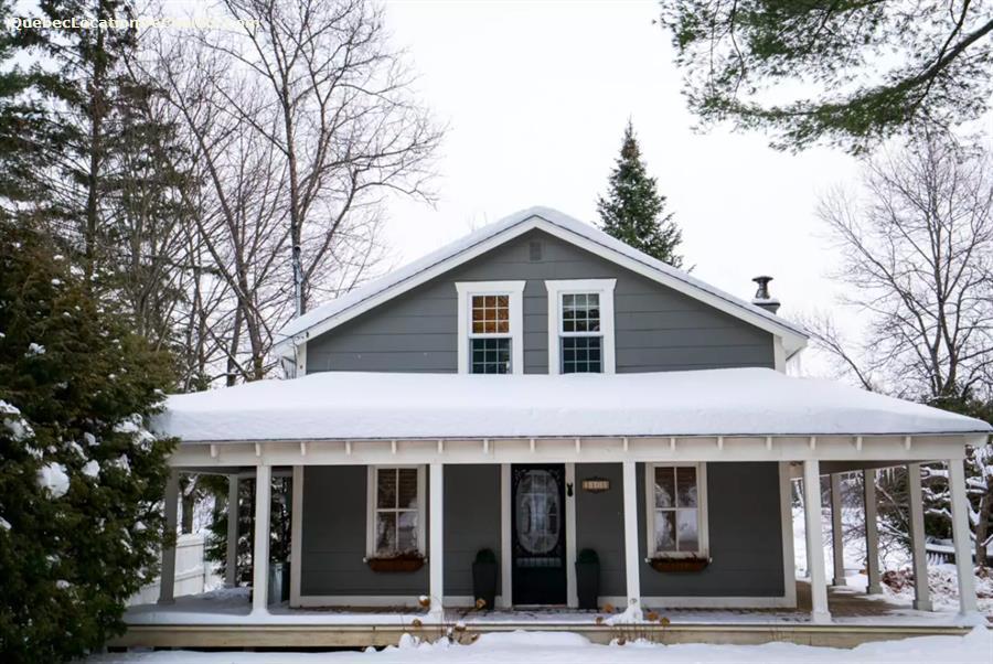 cottage rental Québec, La Conception (pic-1)