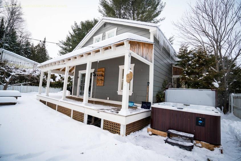 cottage rental Québec, La Conception (pic-14)
