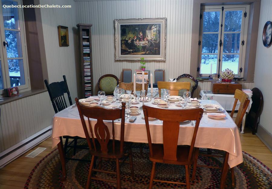 cottage rental Outaouais, Low (pic-2)