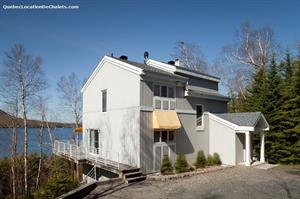 waterfront cottage rentals Adstock, Chaudière Appalaches