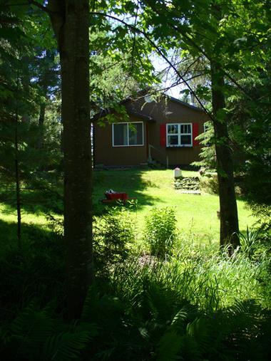 Cottage rental | CHALET RUISSEAU