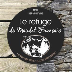 chalet à louer Mont-Saint-Pierre, Gaspésie