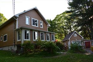 waterfront cottage rentals Rawdon, Lanaudière